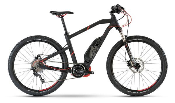 HUSQVARNA BICYCLES - Light Cross LC2 black
