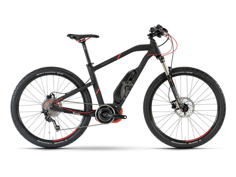 Husqvarna Bicycles Light Cross LC2 black