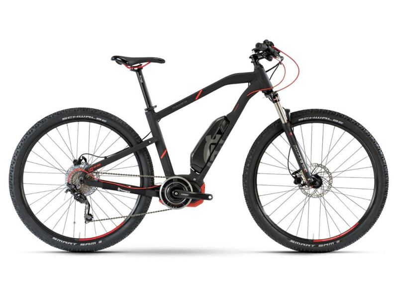Husqvarna Bicycles Light Cross LC2 black 29
