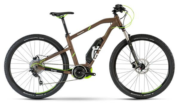 HUSQVARNA BICYCLES - Light Cross LC2 bronze 29