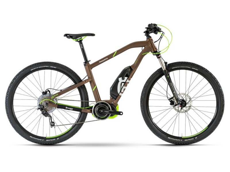 Husqvarna Bicycles Light Cross LC2 bronze 29