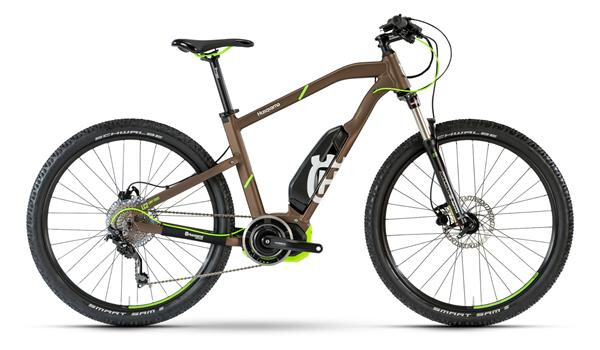 HUSQVARNA BICYCLES - Light Cross LC2 bronze