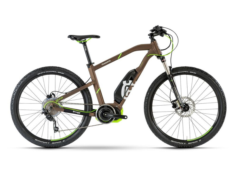 Husqvarna Bicycles Light Cross LC2 bronze