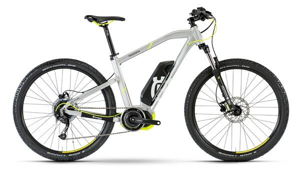 HUSQVARNA BICYCLES - Light Cross LC1 silver