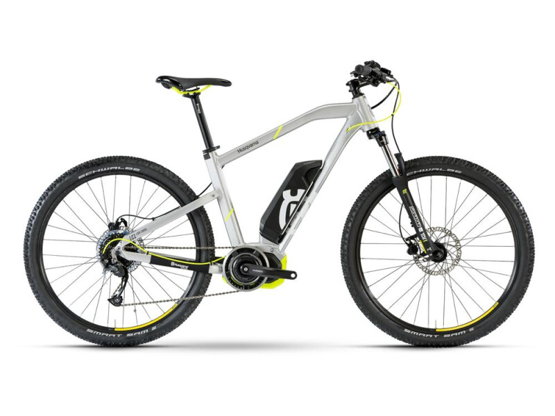Husqvarna Bicycles Light Cross LC1 silver