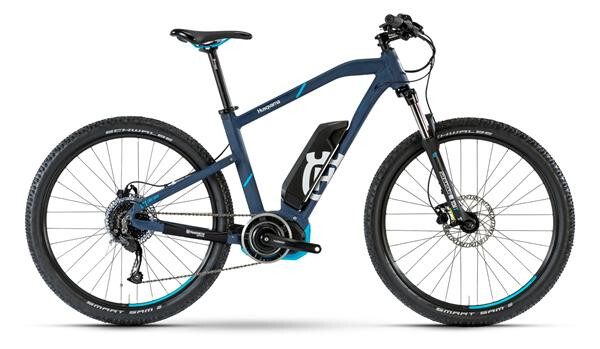 HUSQVARNA BICYCLES - Light Cross LC1 blue