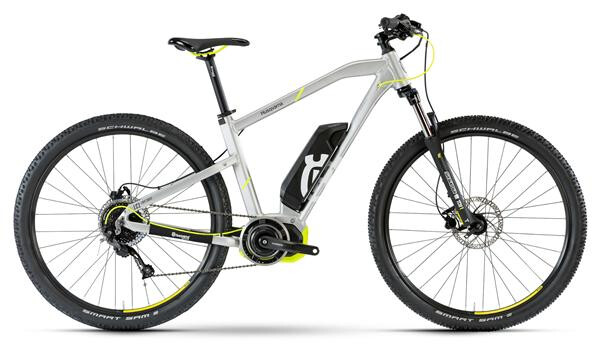 HUSQVARNA BICYCLES - Light Cross LC1 silver 29