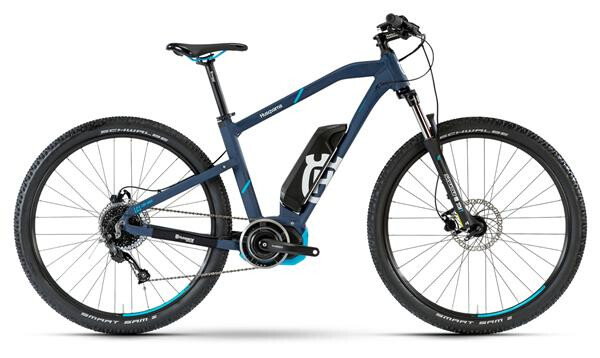 HUSQVARNA BICYCLES - Light Cross LC1 blue 29