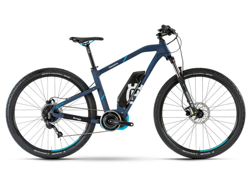 Husqvarna Bicycles Light Cross LC1 blue 29