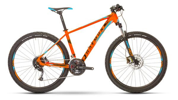 RAYMON - SEVENRAY 3.0 Hardtail Orange