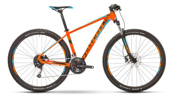 RAYMON - NINERAY 3.0 Hardtail Orange
