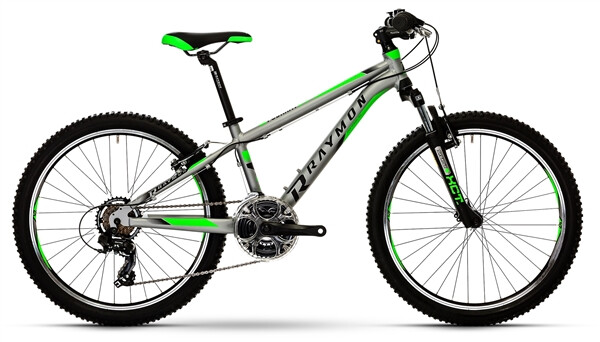 RAYMON - FOURRAY 1.0 Hardtail Grau