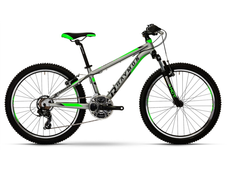 Raymon FOURRAY 1.0 Hardtail Grau
