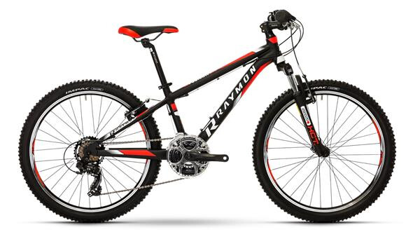 RAYMON - FOURRAY 1.0 Hardtail Schwarz