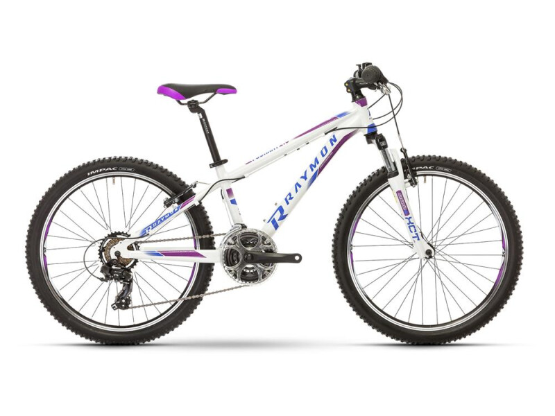 Raymon FOURRAY 1.0 Hardtail Weiß