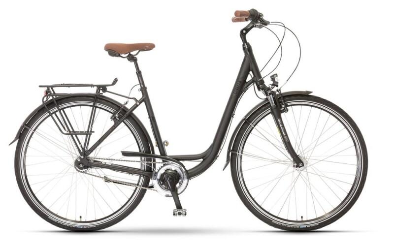 Raymon CITRAY 3.0 26 Wave Schwarz Citybike