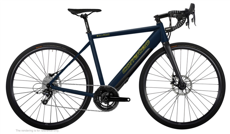 Corratec E-Allroad Expert E-Bike