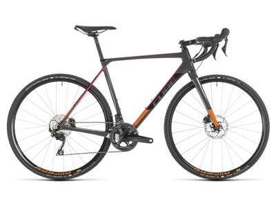 Cube Cross Race C:62 Pro grey´n´red