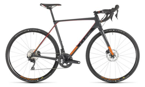 Cube Cross Race C:62 Pro grey n red