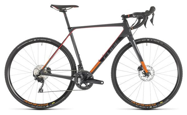 CUBE - Cross Race C:62 Pro grey´n´red