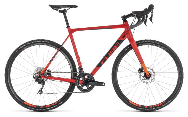 CUBE Cross Race SL red´n´orange