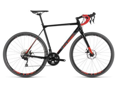 Cube Cross Race black n red