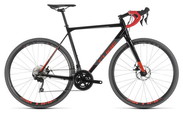 CUBE - Cross Race black´n´red