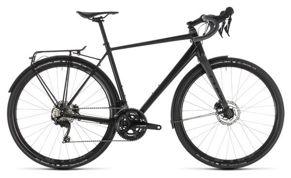 CUBE - Nuroad Race FE black´n´grey