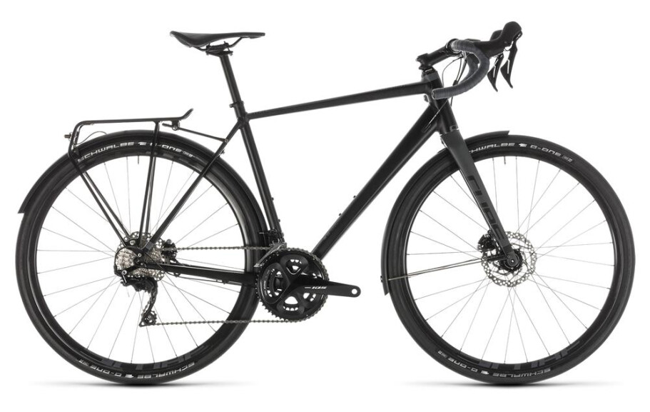 Cube Nuroad Race FE black´n´grey