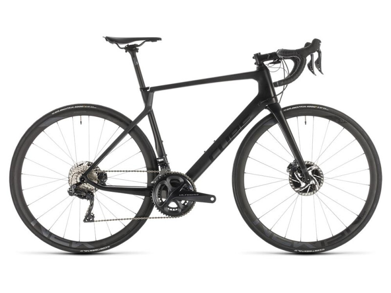 Cube Agree C:62 SLT Disc carbon´n´black