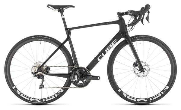 CUBE - Agree C:62 Race Disc carbon´n´white