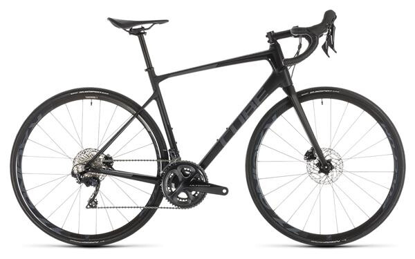 CUBE - Attain GTC SL Disc carbon´n´grey