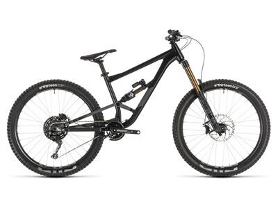 Cube Hanzz 190 TM 27.5 black´n´grey