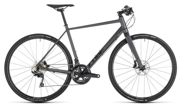 CUBE - SL Road SL iridium´n´black