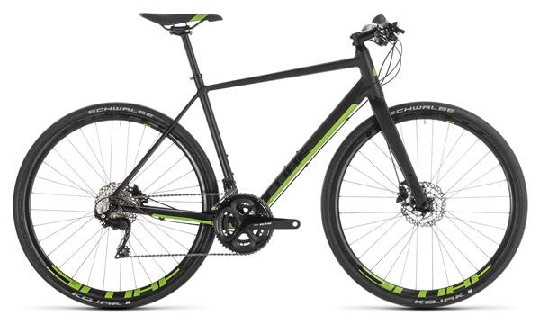 CUBE - SL Road Race black´n´green