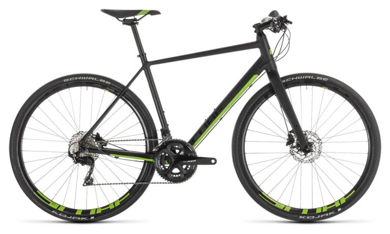 CUBE SL Road Race black´n´green