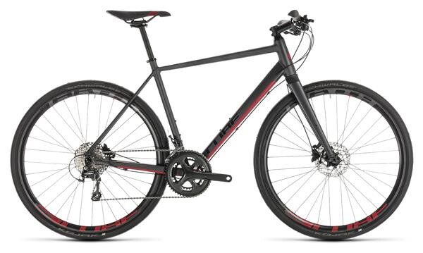 CUBE - SL Road Pro iridium´n´red