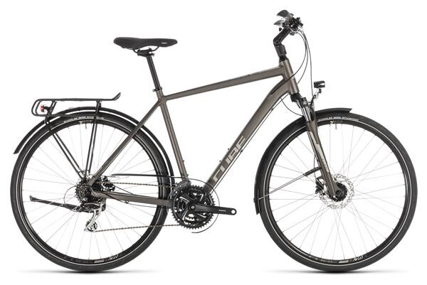 CUBE - Touring Pro brown´n´silver