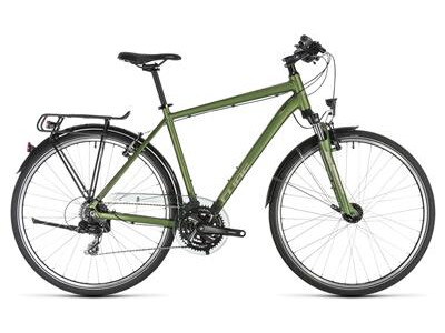 Cube Touring green´n´silver