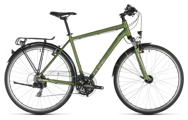 CUBE - Touring green´n´silver