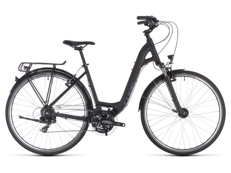 Cube Touring black´n´blue Easy Entry