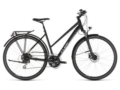 Cube Touring ONE black´n´grey Trapez