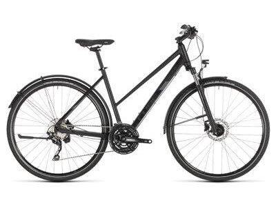 Cube Nature EXC Allroad black´n´grey Trapez