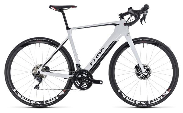 CUBE - Agree Hybrid C:62 SL Disc white´n´black