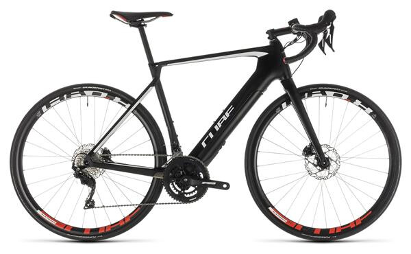 CUBE - Agree Hybrid C:62 Race Disc carbon´n´white