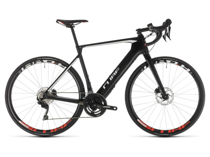 Cube Agree Hybrid C:62 Race Disc carbon´n´white