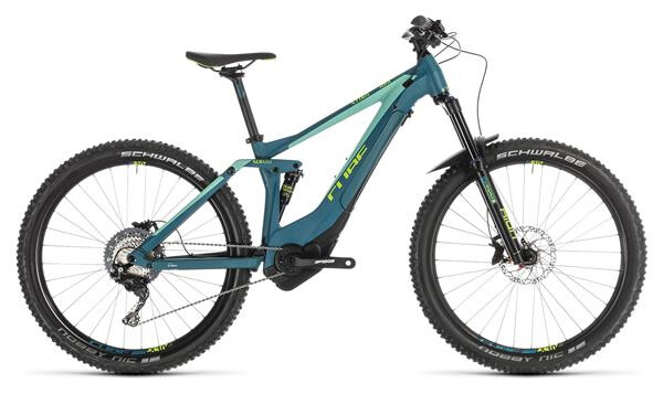 CUBE - Sting Hybrid 140 Race 500 27.5 pinetree´n´green