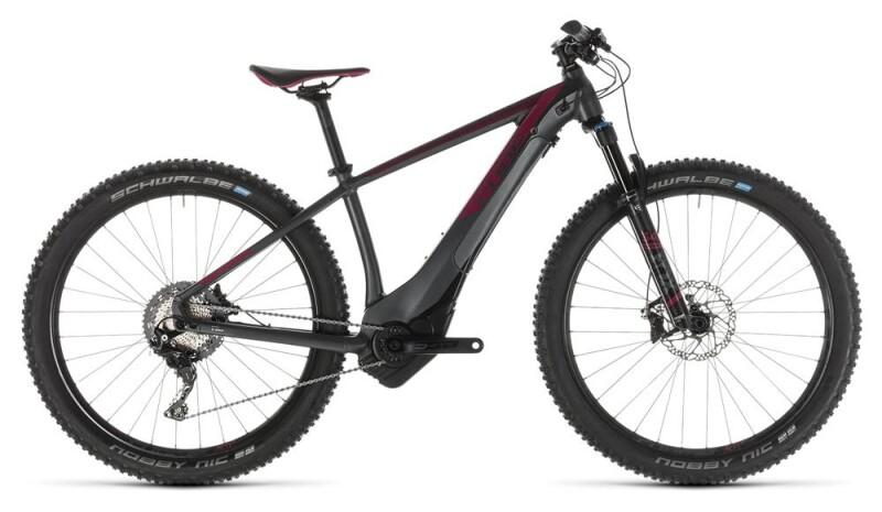 Cube Access Hybrid SLT 500 KIOX iridium´n´berry E-Bike