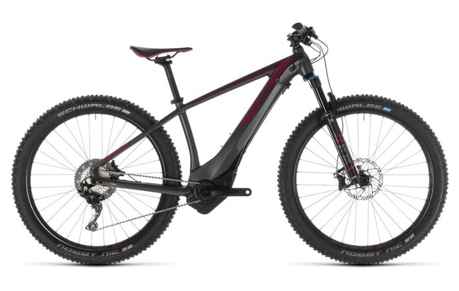 Cube Access Hybrid SLT iridium´n´berry 2019