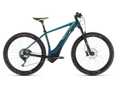 Cube Access Hybrid SL 500 pinetree´n´green